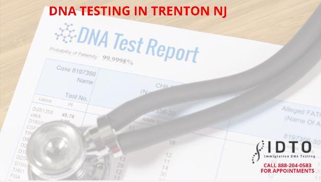 DNA testing in Trenton NJ
