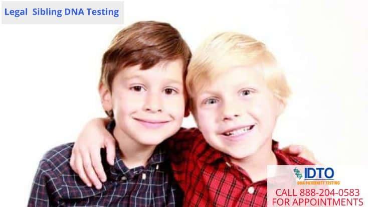 sibling dna testing idto
